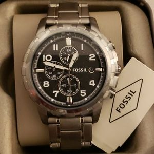 "Fossil Mens Watch 2019 ""Dean Chronograph"""